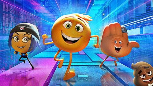 Emoji Movie Dubbing Slovakia